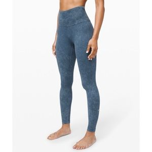 Lululemon Morning Light High Rise Tight